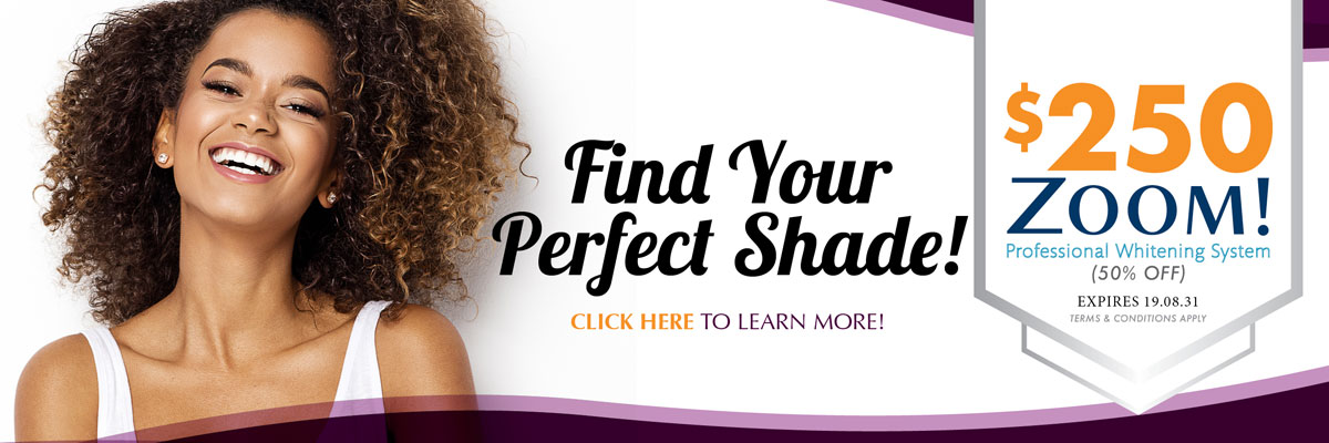 Find Your perfect Smile, sherway dentistry