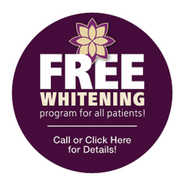- Free Whitening for All Patients